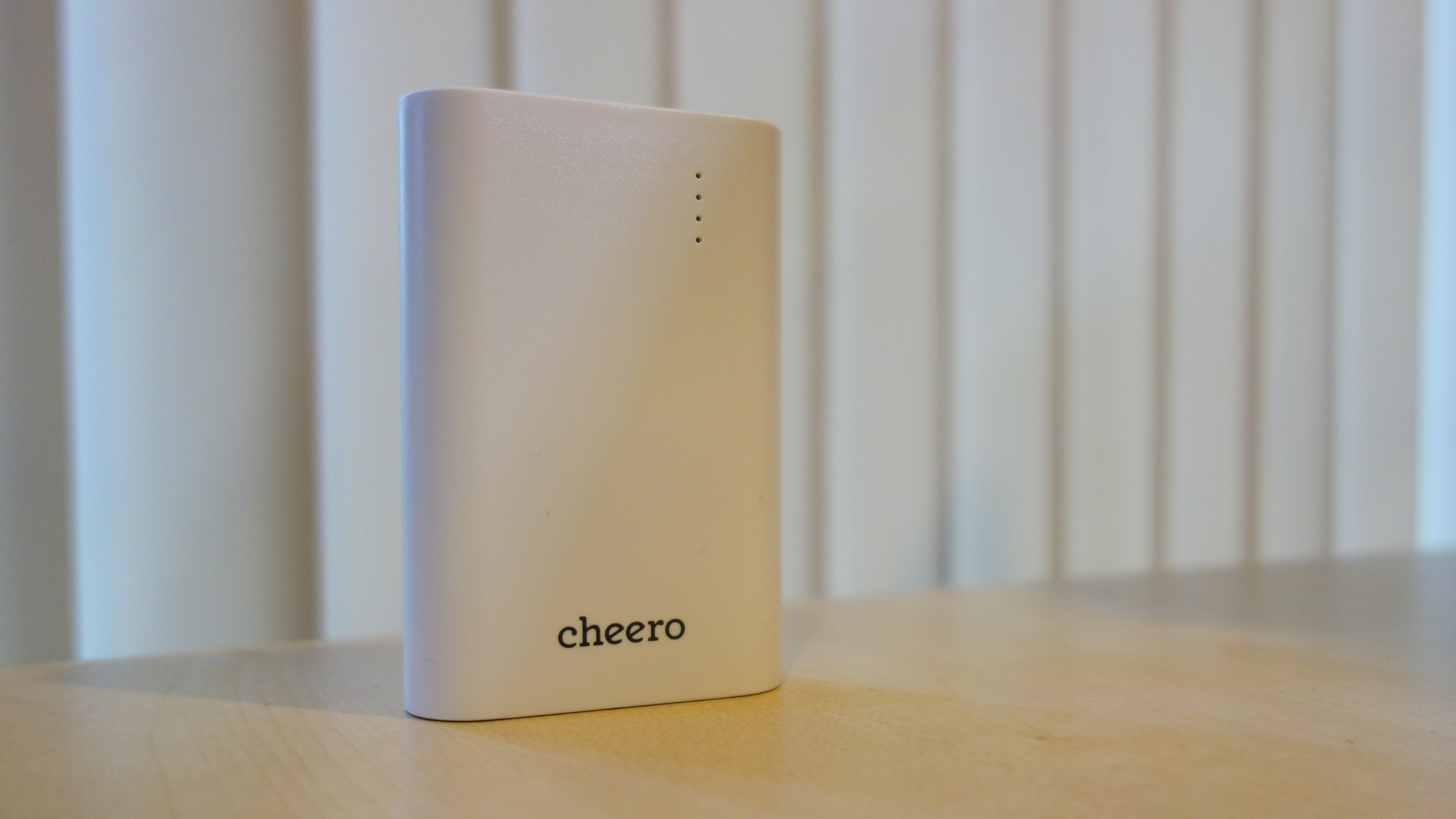 cheero Power Plus 3 10050mAh
