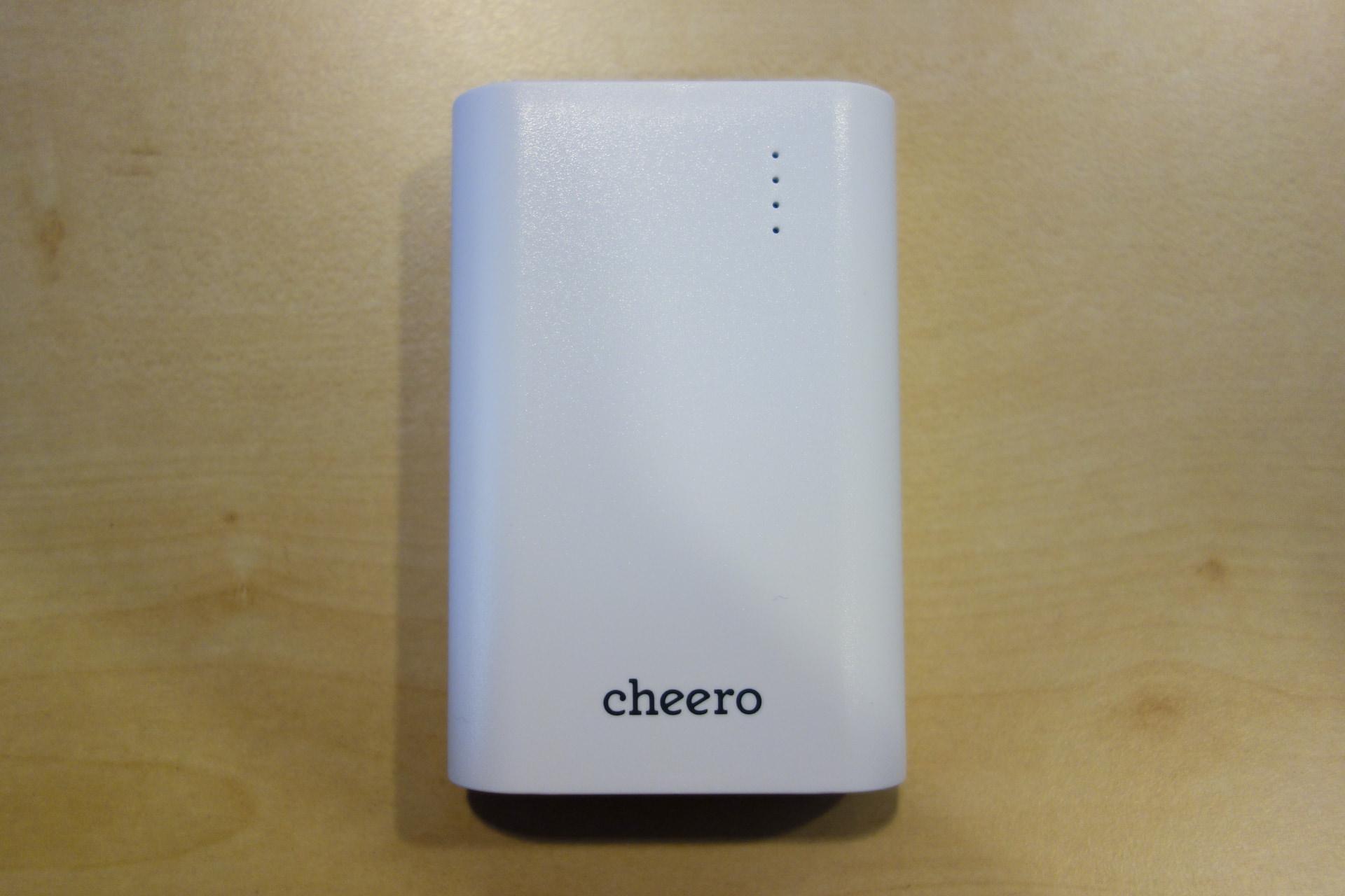 cheero Power Plus 3 10050mAh_3