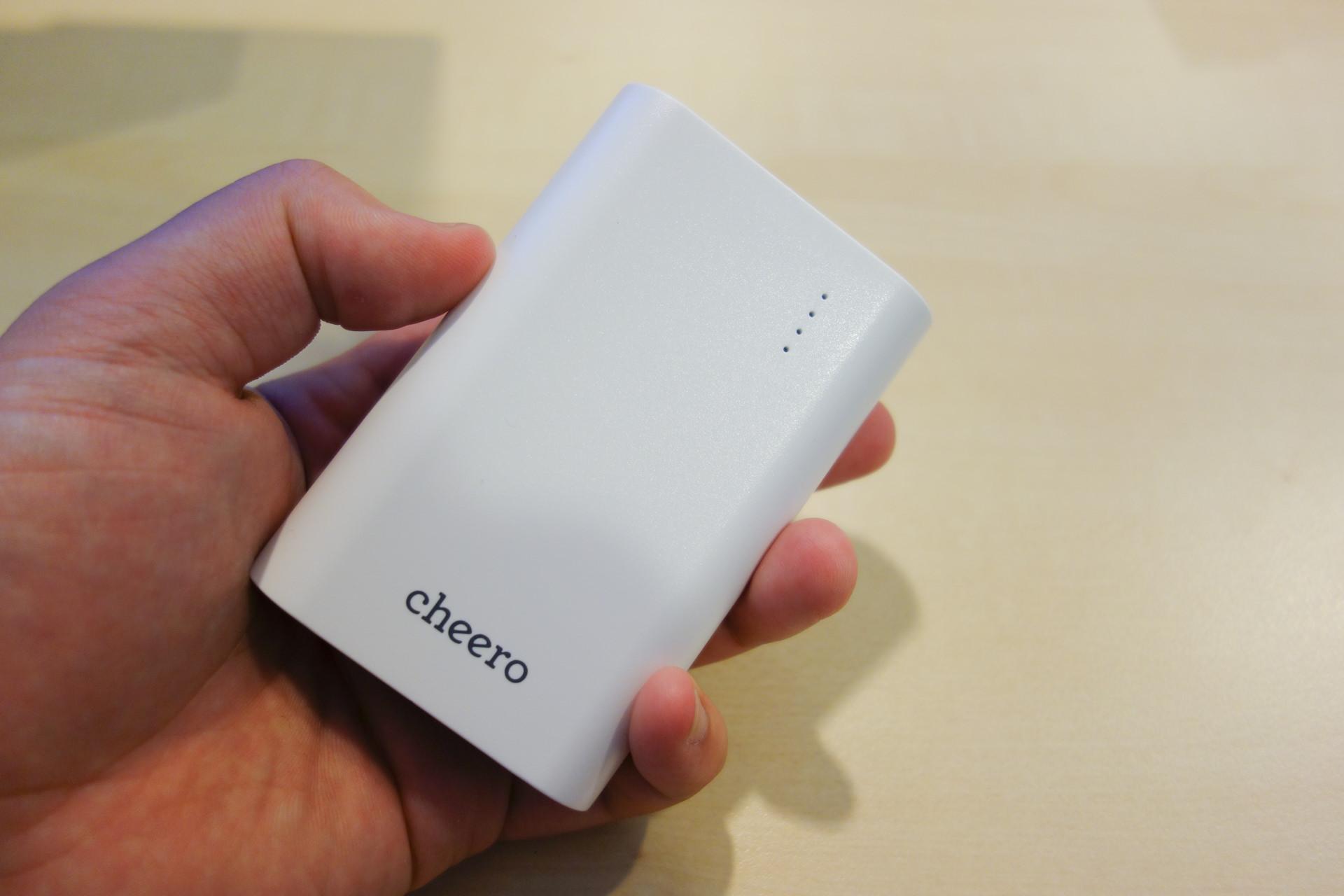 cheero Power Plus 3 10050mAh_6