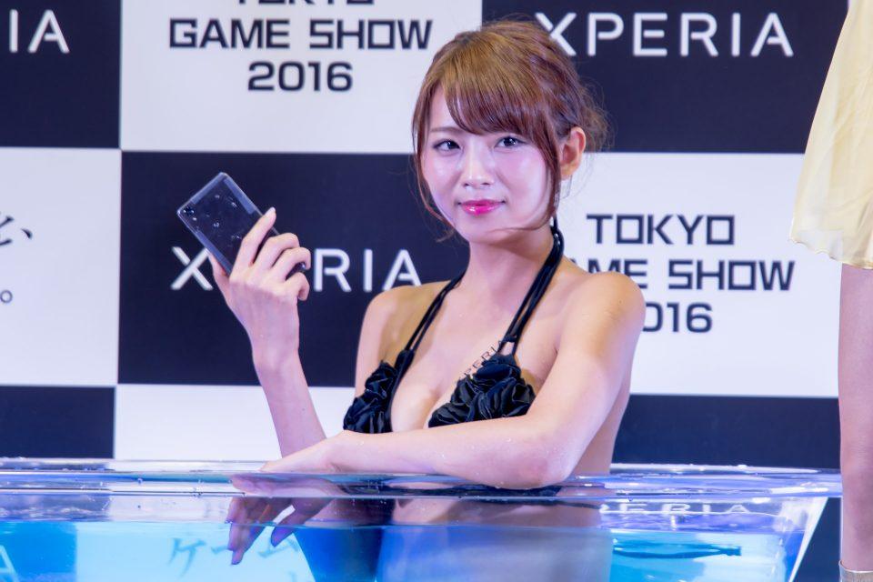 TGS 2016 Xperia 風呂ペリア_11