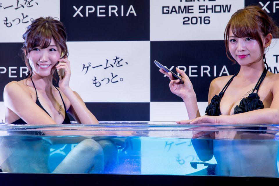 TGS 2016 Xperia 風呂ペリア_27