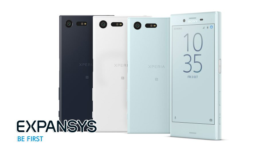 ExpansysがXperia X Compact F5321の仮予約の受け付けを開始