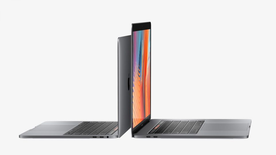 Apple、新型MacBook Proを発表!TouchBarを搭載し、より軽く・薄く