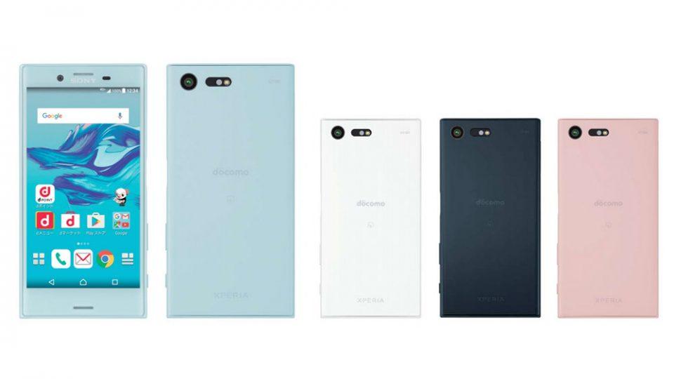 【朗報】ドコモ版Xperia X Compact SO-02Jは防水防塵対応で新色ソフトピンクも追加