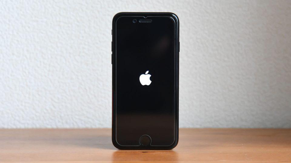iPhone 7 / 7 Plusを強制的に再起動させる方法