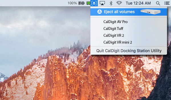 caldigit_docking_station_utility