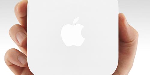 AirMac Expressの設定を変えたらiPhoneの通信速度が上がった