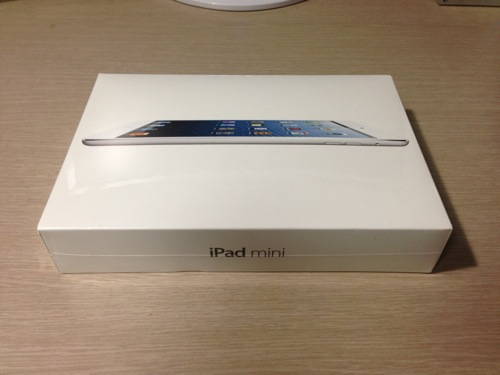 Ipad mini white 32gb 1