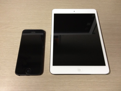 Ipad mini white 32gb 10