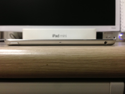 Ipad mini white 32gb 11