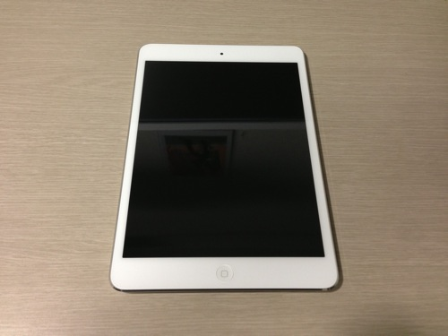 Ipad mini white 32gb 6
