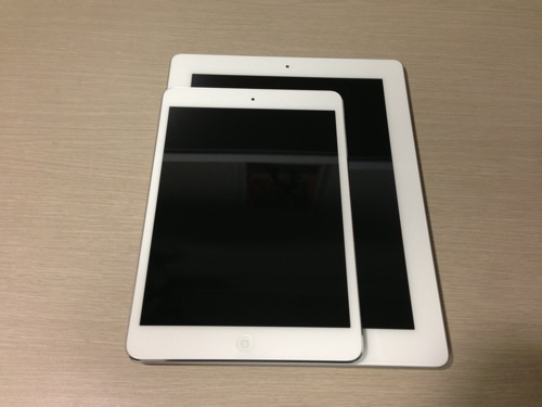 Ipad mini white 32gb 9