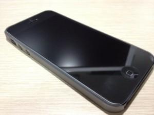 薄さ0.35mm!iPhone 5のスキンケース