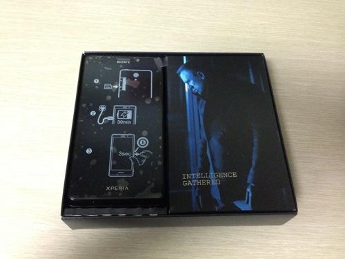 Xpreia t lt30p the bond phone 2