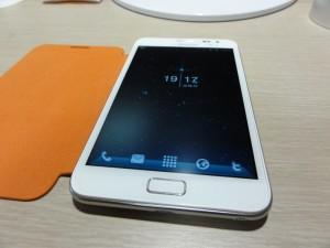 このサイズは革命的!SAMSUNG GALAXY Note SC-05D