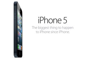 長かった1週間!ついにiPhone 5がこの手に!