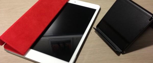 ポケモンキーボード付属のスタンドがiPad miniと相性がいい件