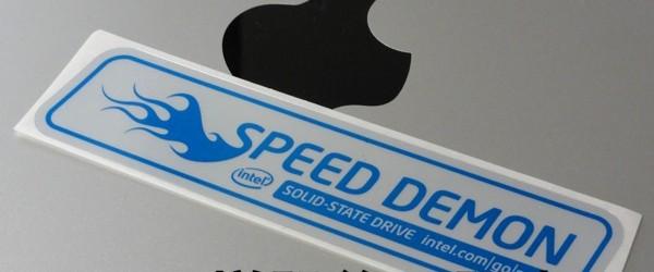 Mac mini Mid 2011にSSDを増設した後の設定とか