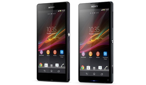 Xperia z and zl in ces 2013 eyecatch
