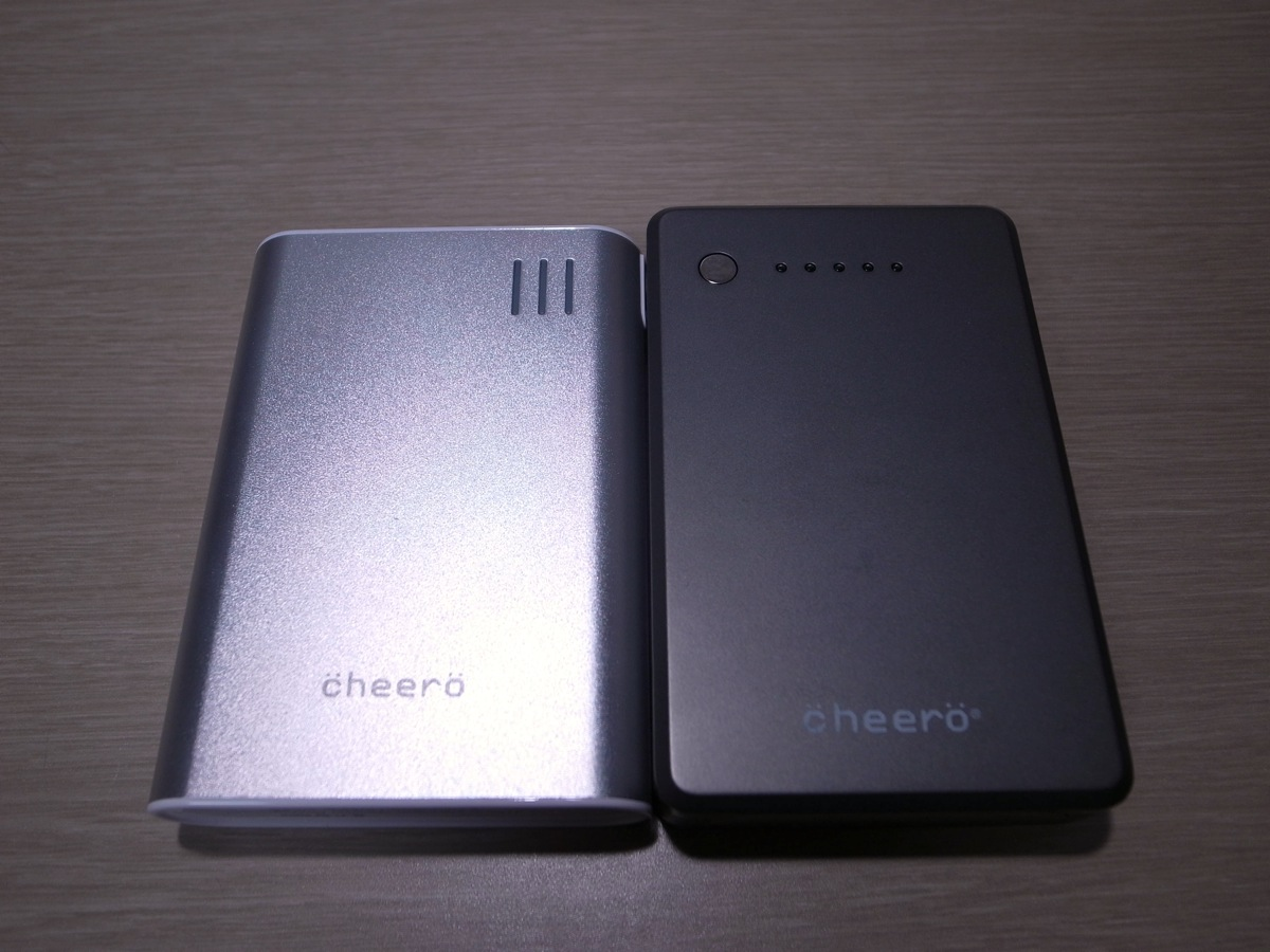 Cheero power plus 2 08
