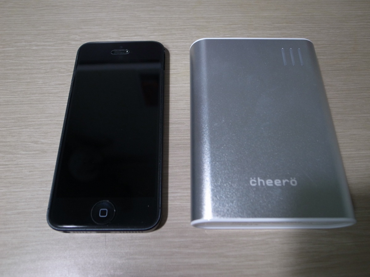Cheero power plus 2 10