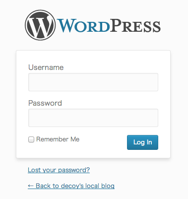 Bitnami local wordpress cant access 6