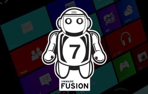 Mac miniにVMware FusionでWindows 7をインストール
