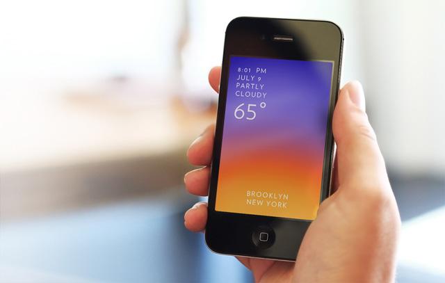 Solar beautiful weather app