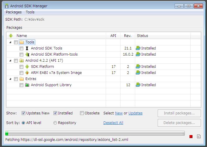Windows 7 android sdk install 10