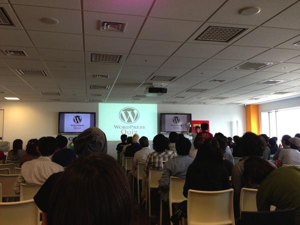 Wordbench tokyo wordpress 10th anniversary 2