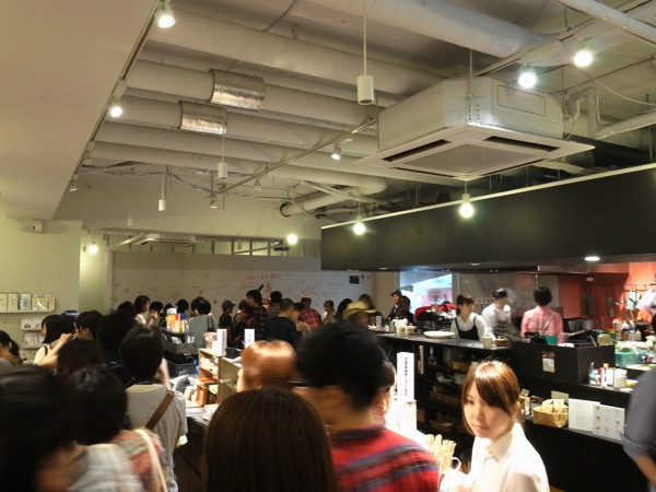 Bunbougu cafe 1st anniversary party 2