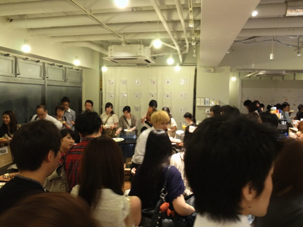 Bunbougu cafe 1st anniversary party 3