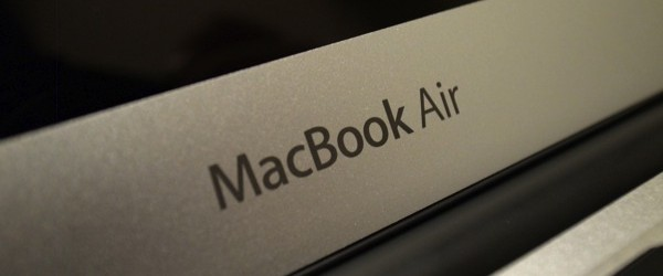 新型MacBook Air (11inch  Mid 2013) を買った!!