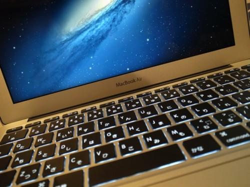 新型MacBook Airを買ってまずやったこと(設定編)