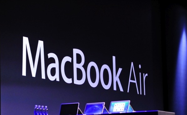 New macbook air battery 12h