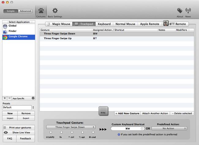 New mba install app 10 3