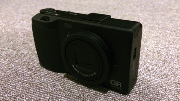 Ricoh gr digital 4 9