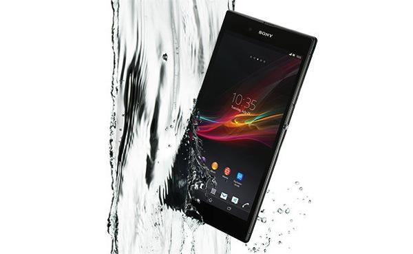 Sony xperia z ultra 10