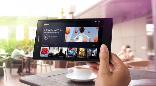 Sony xperia z ultra 2