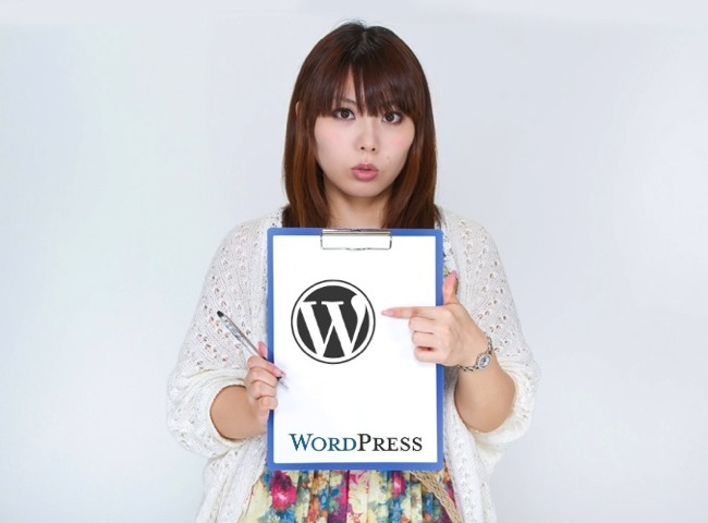Entry on wordpress 0