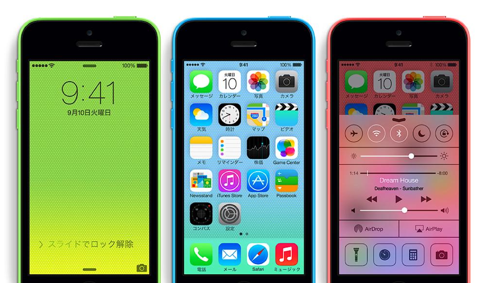 Apple iphone 5c 3