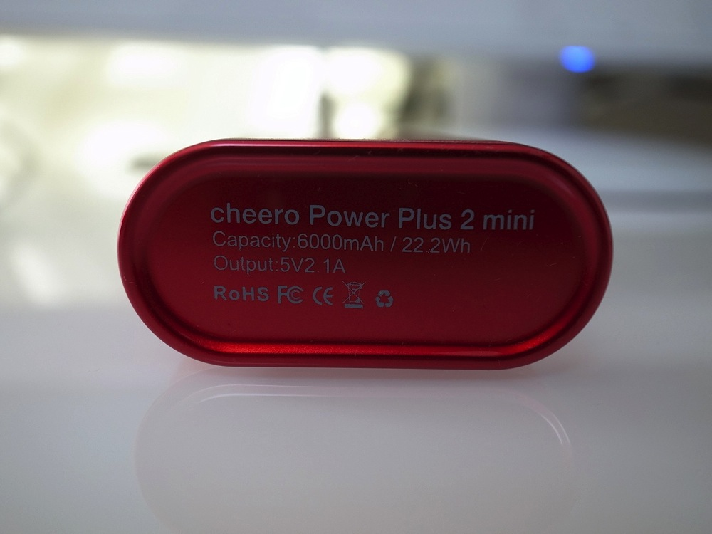 Cheero power plus 2 mini 10