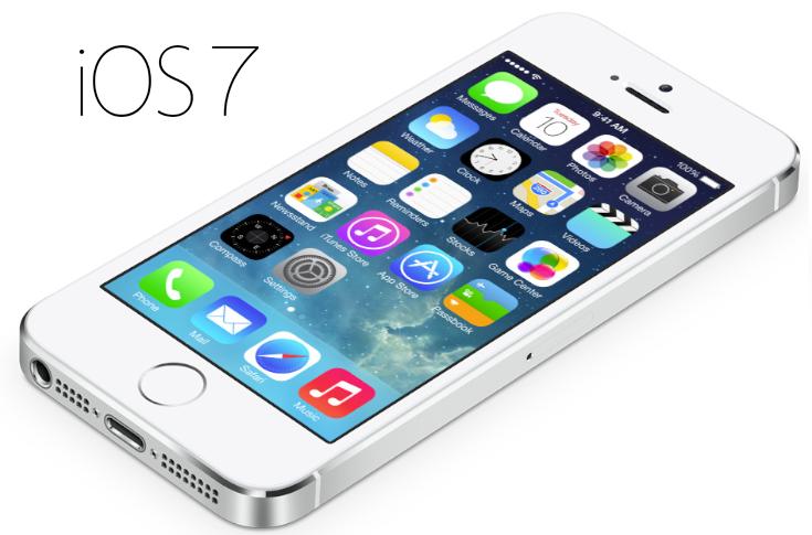 Iphone 4s ios 7 updata