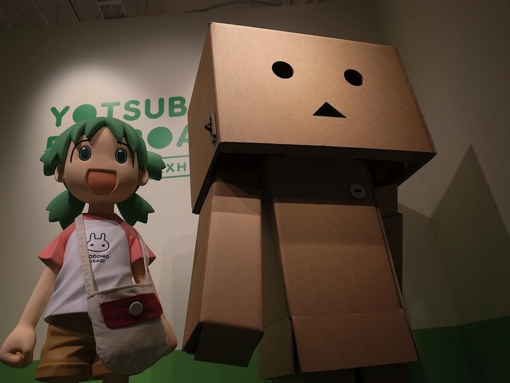 Yotsubato danboard exhibition yotsubato cafe 03