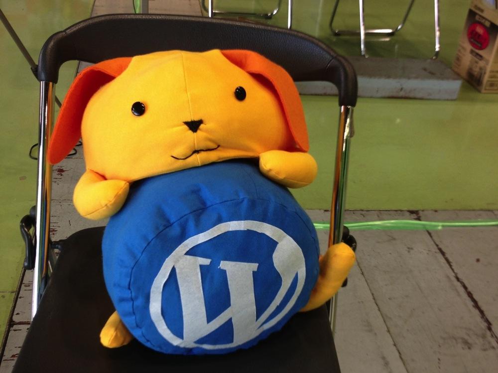 WordCamp Tokyoにスタッフとして参加しました。