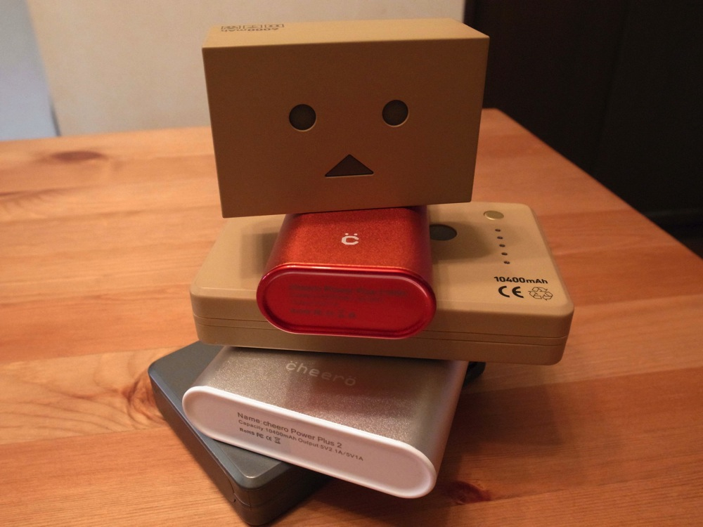 Cheero power plus danboard version mini 18