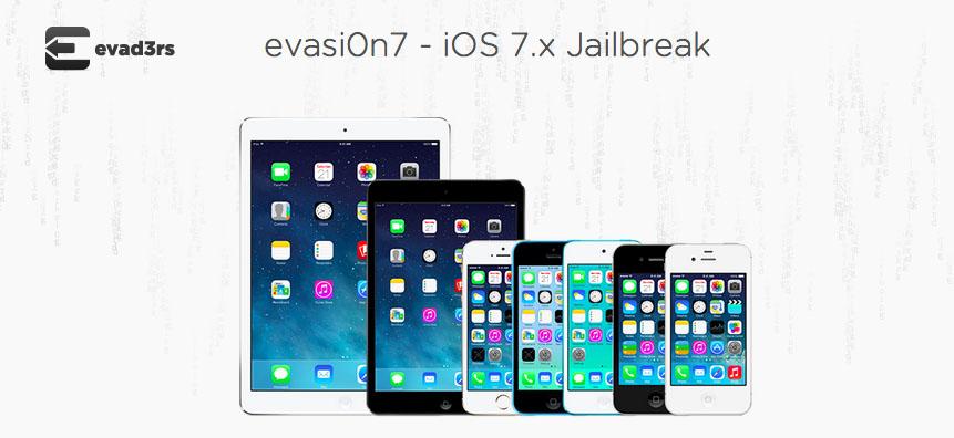 Ios 7 jailbreak evasi0n7 1