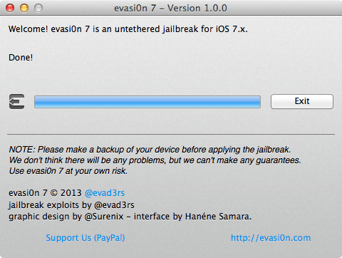 Iphone 5 ios 7 jailbreak evasi0n7 5