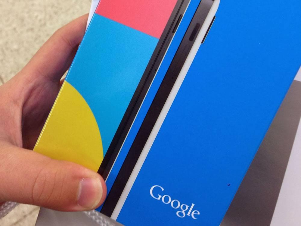 EMOBILE版Nexus 5 EM01Lを新規一括0円でゲット!