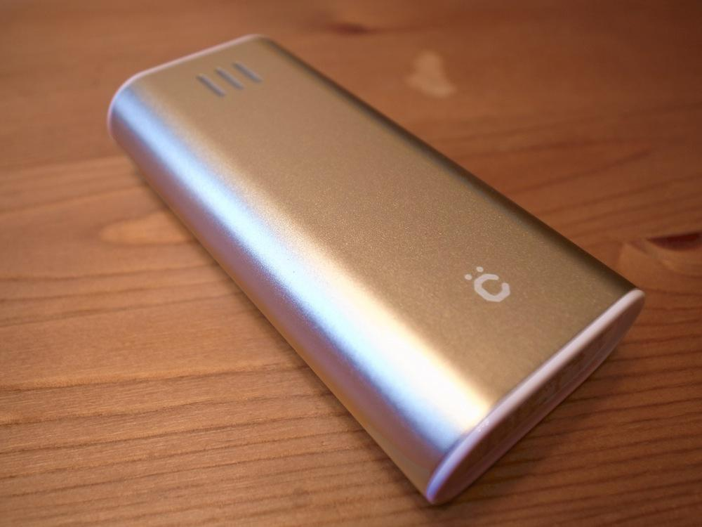 Cheero power plus 2 mini gold